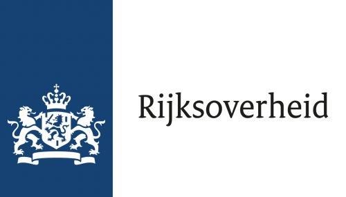 Logo van de Rijksoverheid